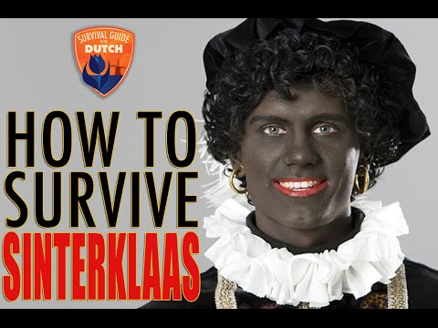 #3 - A Survival Guide to Sinterklaas & Zwart Piet photo