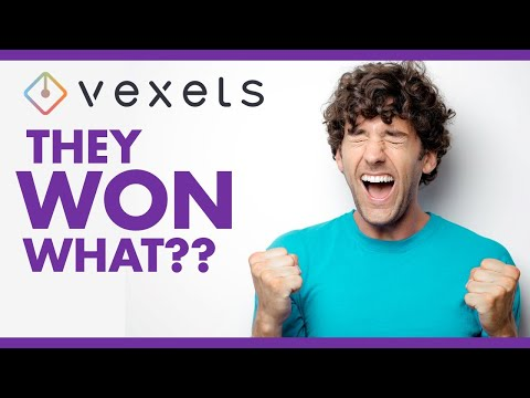 VEXELS Print on Demand CONTEST – Winner Announced! You Won't Believe What They Won!