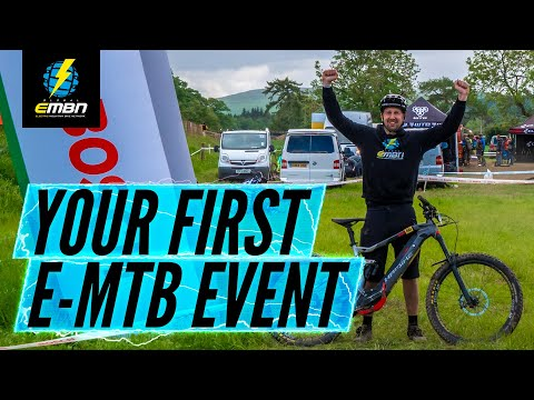 How To Prepare For & Ride At Your First E-Bike Event