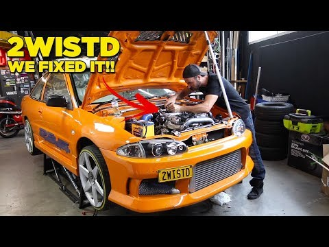 2WISTD - We Fixed It!! (FIRST START)