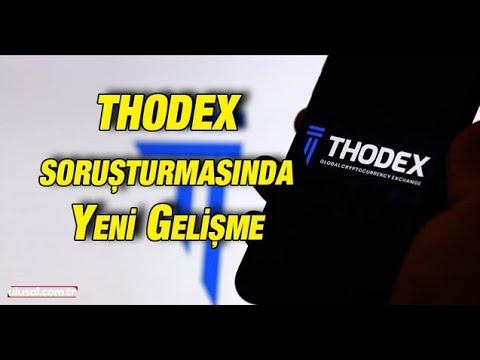 Thodex soruşturmasında yeni gelişme