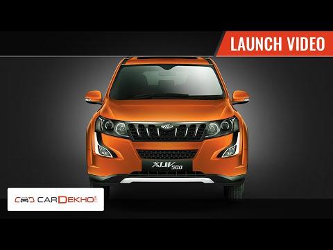 2015 Mahindra XUV 500 Launch in India | CarDekho.com
