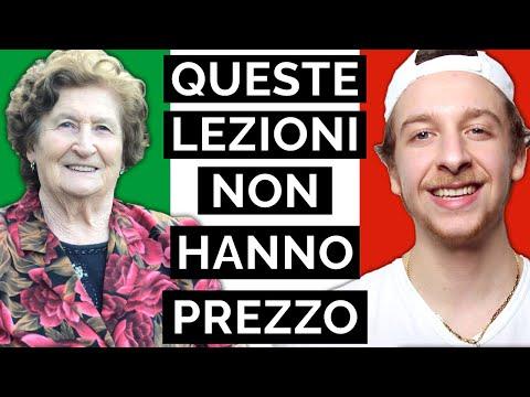 3 Lezioni Di Vita Che Ho Imparato Da Mia Nonna (SUB ITA)   Imparare l'Italiano