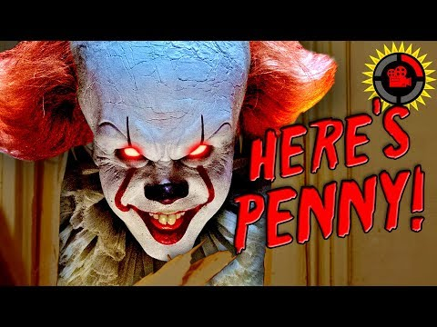 connectYoutube - Film Theory: IT - Pennywise's Greatest Fear (IT Movie 2017)