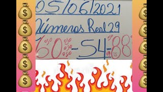 NUMEROS PARA HOY 05/06/2021 DE JUNIO PARA TODAS LAS LOTERIAS