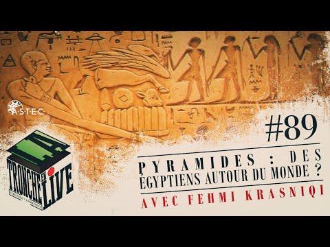 Des Anciens Egyptiens autour du monde ? (Tronche en Live 89)