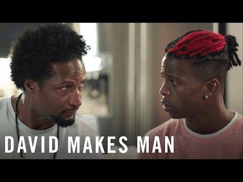 Tio Teo Confronts Raynan About The Surplus Cash   David Makes Man   Oprah Winfrey Network