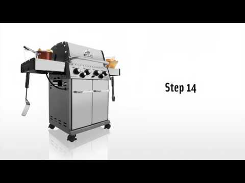 Broil King Baron Gasolgrill 420