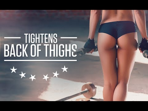 Hamstrings and Glutes Workout (TIGHTENS BACK OF THIGHS!!)