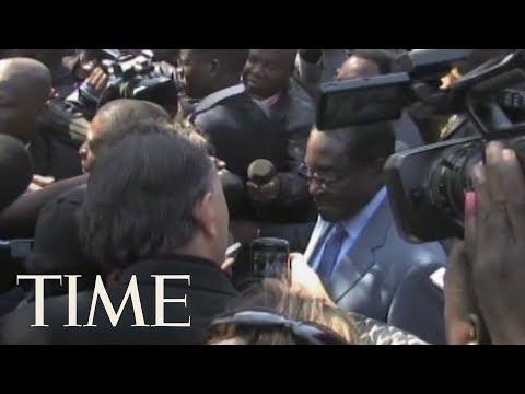 Zimbabwe Ruling Party Fires Robert Mugabe As Leader After Mugabe Did Not Resign | TIME