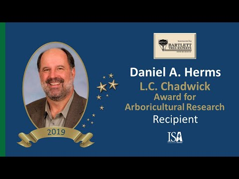 2019 Award of Distinction | Daniel Herms
