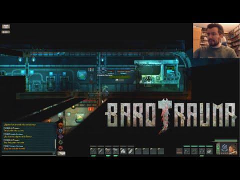 BAROTRAUMA (PC) - Terror en las profundidades del mar || GAMEPLAY en Español