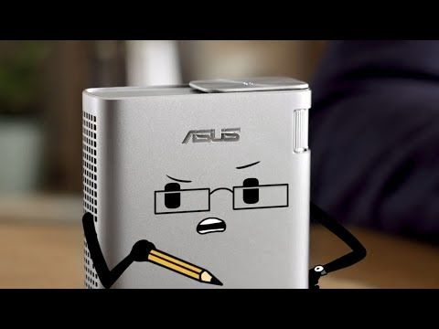 Your Small and Bright Buddy - ZenBeam E1 Pocket Projector | ASUS