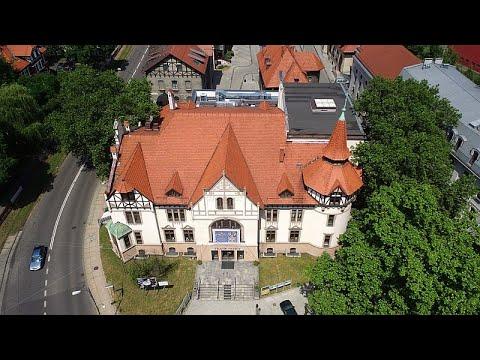 Budynek Teatru Nowego w Zabrzu - Górny Śląsk