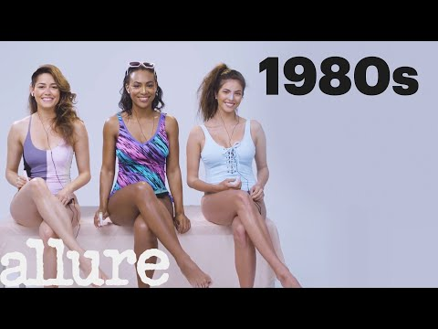 100 Years of Sun Care | Allure