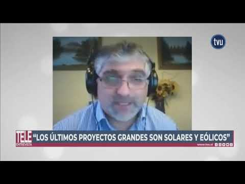 Luis García sobre generación energética: Necesitamos proyectos más cercanos a los consumidores