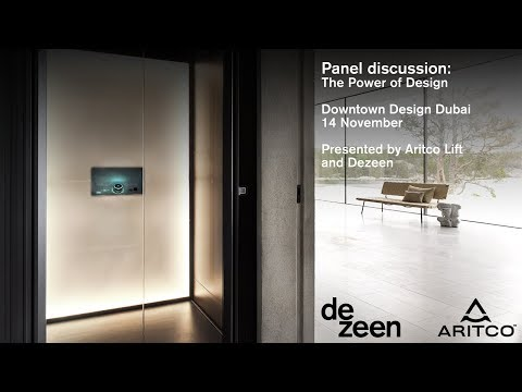 Panel discussion - The Power of Design with Aritco | Design | Dezeen