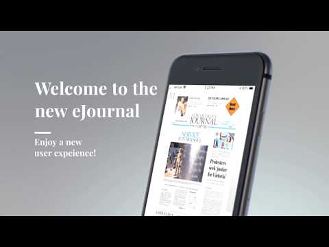 How to Use the eJournal