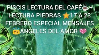 PISCIS LECTURA CAFÉ ?+ PIEDRAS TUS DESEOS HECHOS REALIDAD???? TE PIDEN COMPROMISO???? EX VUELVE Y MÁS????