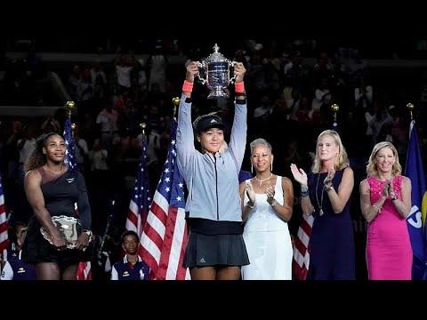أوساكا تقهر غضب ودموع سيرينا ويليامس لتفوز ببطولة أمريكا المفتوحة للتنس…