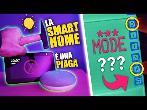 LA SMART HOME È UNA PIAGA e NESSUNO PAR …