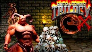 Mortal Kombat Extended (Alberto Blaze) -Motaro- Walkthrough