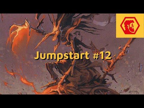 MTGA Jumpstart #12 - Legião da Arqueologia