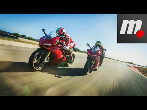 Ducati Panigale V4 S | Prueba / Test / Preview en español