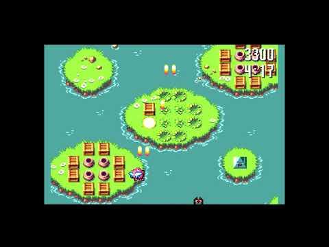 FLIGHT OF PIGARUS Sega Master System by Kagesan