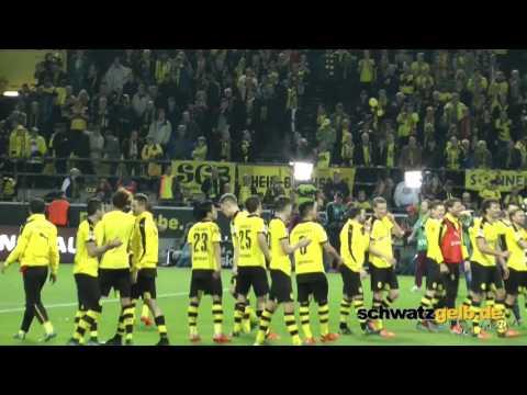 Derbysieger! BVB - Schalke 3-2 Borussia Dortmund