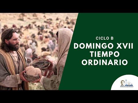 Eucaristía matutina - Domingo XVII del Tiempo Ordinario