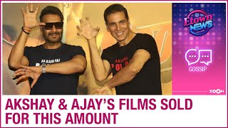 Akshay Kumar and Ajay Devgn sold their films Laxmmi Bomb & Bhuj for THIS amount to OTT platform - ZOOMDEKHO