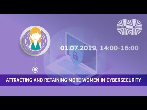 Attracting and retaining more women in cybersecurity photo