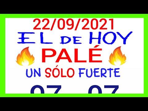 NÚMEROS PARA HOY 22/09/21 DE SEPTIEMBRE PARA TODAS LAS LOTERÍAS...!! Números reales 05 para hoy...!!