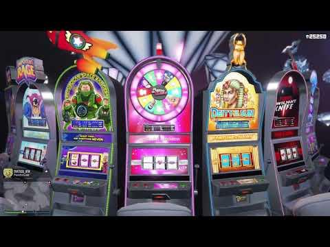 GTA The Diamond Casino & Resort Gameplay No Commentary