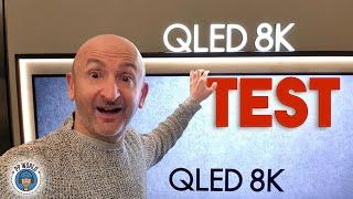 Vidéo-Test : J'ai testé à fond le TV 8K Samsung !