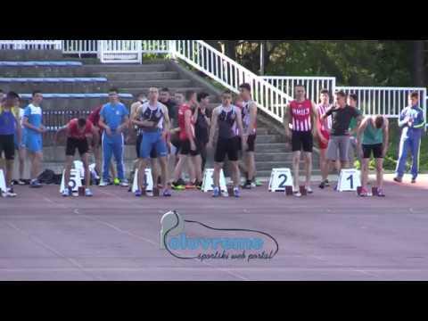 Atletika - Kup Beograda za juniore/ke (prvi dan)