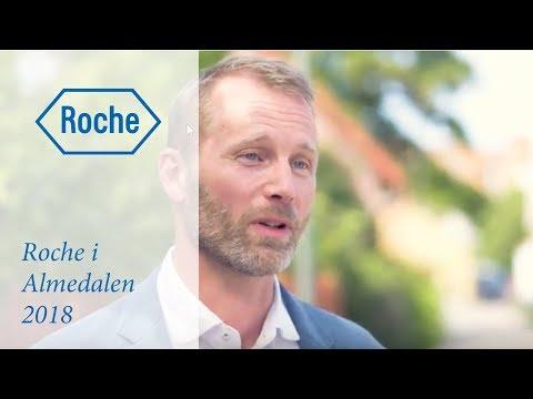 Roche i Almedalen: Innovationsimplementering - Vad är det gemensamma målet?
