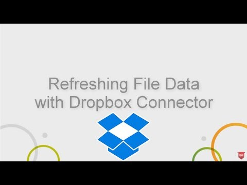Qlik Sense Cloud Business - Refreshing File Data with Dropbox Connector