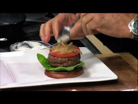 Chefs in the City Demonstration - Burger