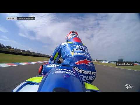 Suzuki Ecstar OnBoard: Argentina Grand Prix
