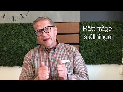 Peter från ICA Maxi i Växjö om hur viktig medarbetarnas delaktighet i företagets energiarbete är.