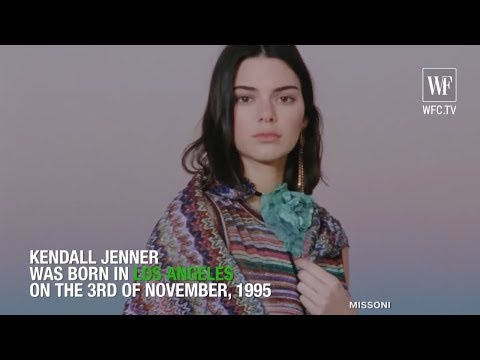 Kendall Jenner | Top model from the USA