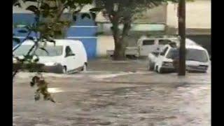 Las lluvias persistirán en el territorio nacional