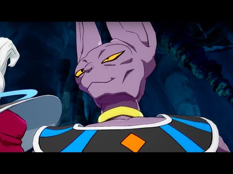 connectYoutube - Dragon Ball FighterZ Official Beerus Trailer