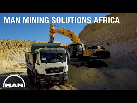 MAN Mining Solutions Africa