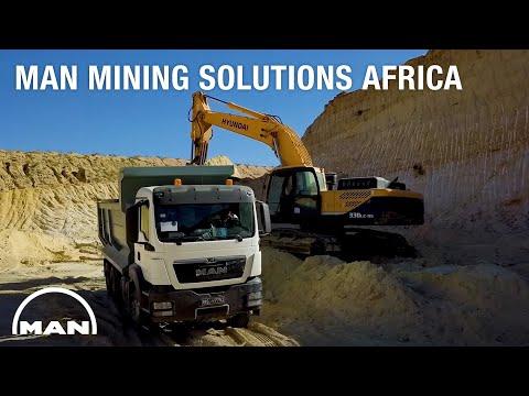 MAN Mining Solutions Africa