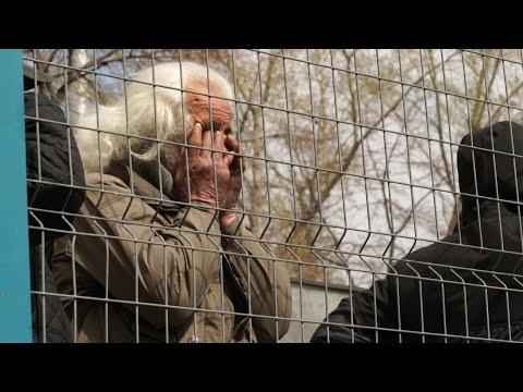 Coronavirus lockdown adding to misery of Moscow's homeless | AFP photo