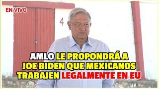 De gira en Zacatecas, AMLO manda mensaje a Joe Biden   #EnVivo sábado 27 de febrero de 2021