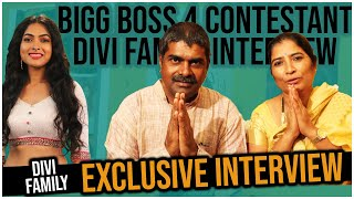 Bigg Boss Telugu 4 Contestant Divi Vadthya's Family Exclusive Interview | TFPC - TFPC